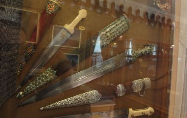 Armenian dagger, 19th c. (1st and last)