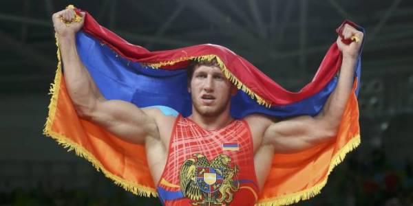 Artur Aleksanyan 2016 Olympics 2