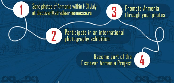 Discover Armenia exhibition