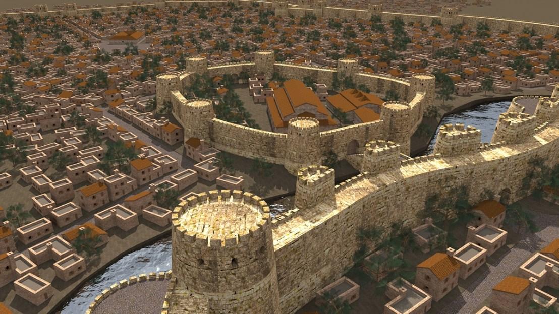 Dvin city 3D reconstruction5