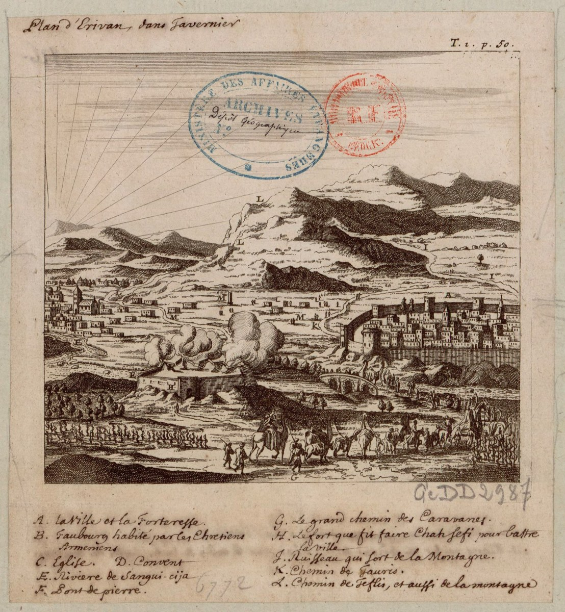 ImagePlan-d'Erivan--dans-Tavernier-Tavernier,-Jean-Baptiste-(1605-1689).-Auteur-adapté