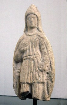 Man in Phrygian costume, Hellenistic period (3rd–1st century BC).
