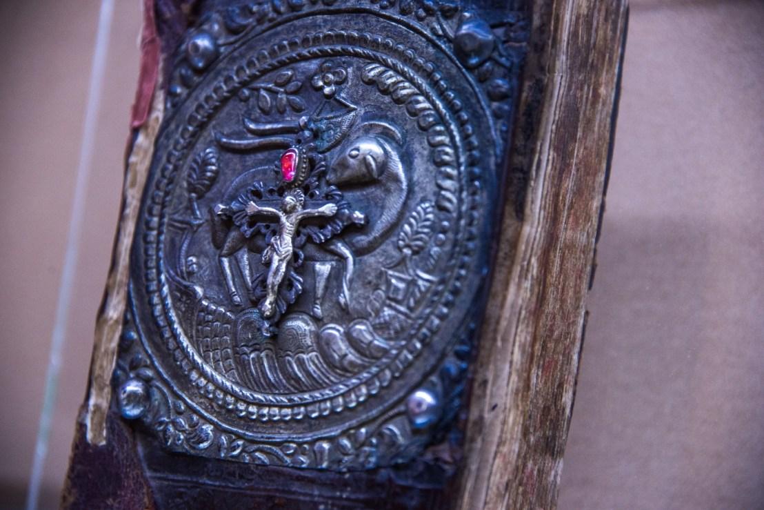 Matenadaran medieval bible