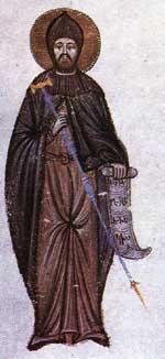 Mesrop Mashtots illustrated in 1651