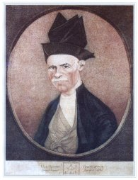 Shahamir Shahamiryan, 1723-1799, Indian-Armenian prominent politician and public figure