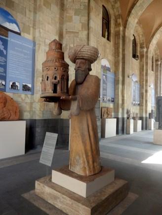 Statue of King Gagik I Bagratuni
