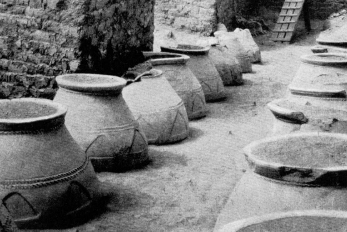 Wine Cellar from Urartu period