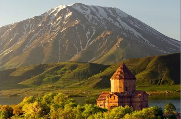 Armenian Cathedral of the Holy Cross (Akhtamar Island)