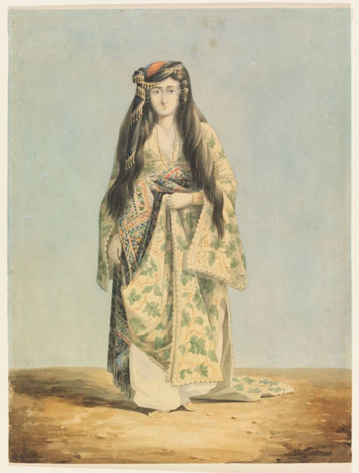 An Armenian Woman by William Page ca. 1816-1824