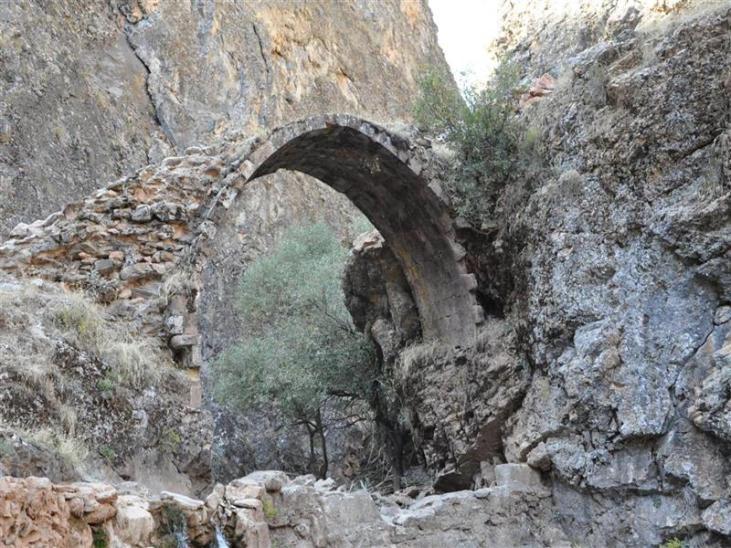 Ancient bridge found in Eastern Turkey