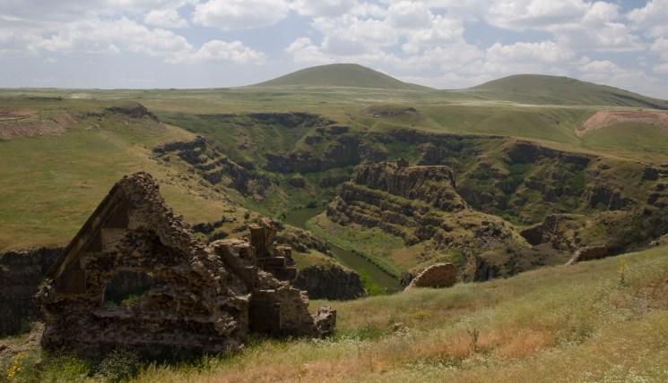 Ani Armenian city