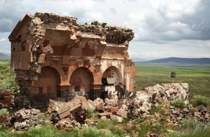 Ani churh ruins