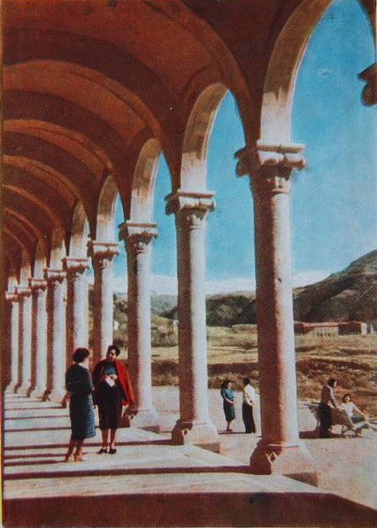 Armenia Jermuk spa approx.1950
