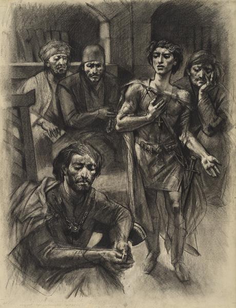 Armenian book illustration