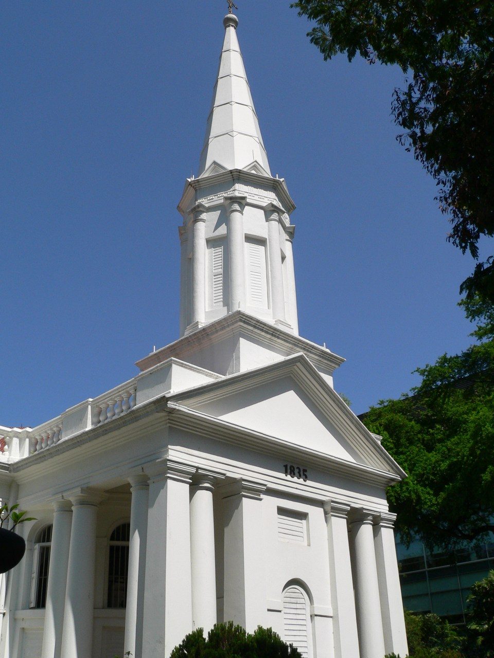 Armenian Church 1835, Singapore