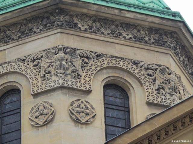 Armenian church in Paris