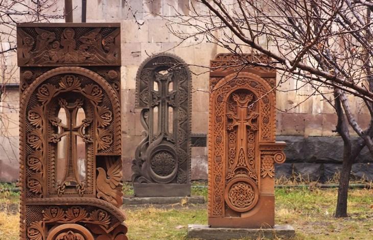 Armenian cross-stones2