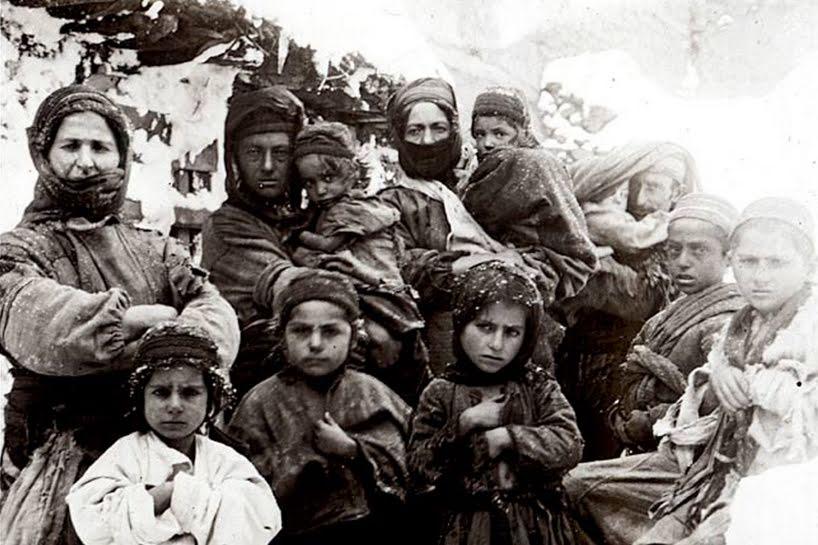 armenian genocide background