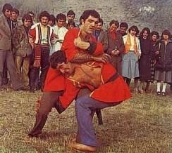 Armenian national wrestling - Kokh