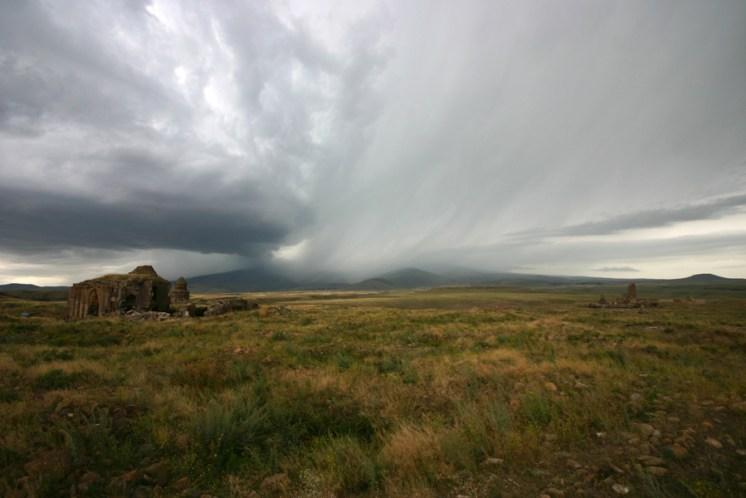 Armenian old capital