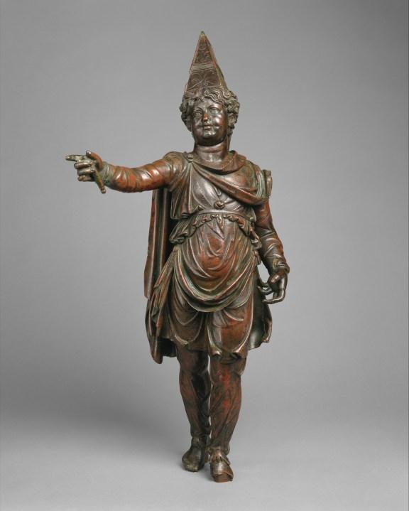 Ancient Armenian Statuette