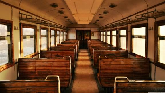 Armenian train