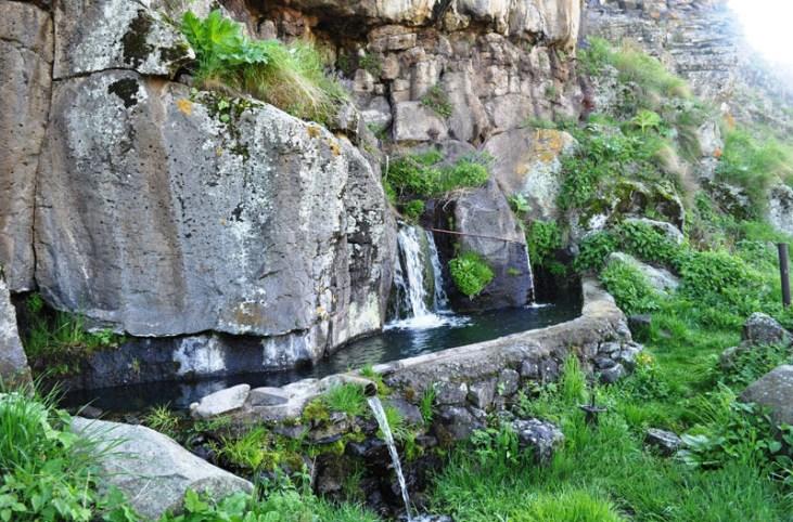 Askanazist waterbed Stepanavan, Armenia