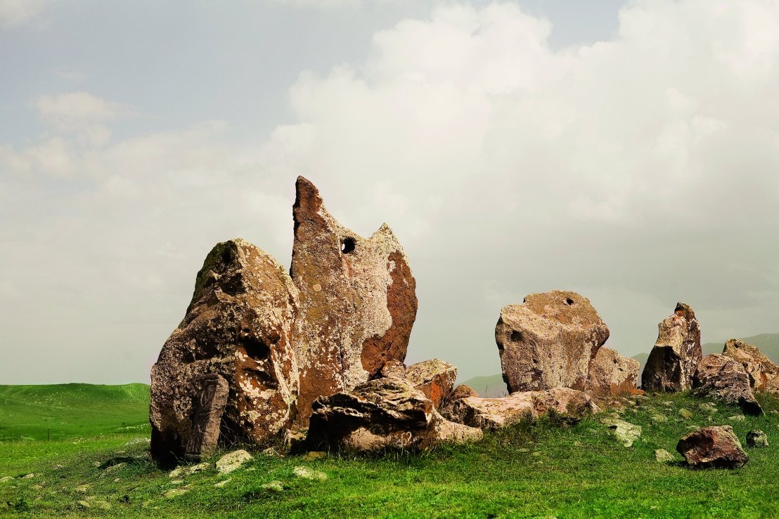 World's oldest known sky observatory of 4200 BCE, Zorats Karer of Carunge