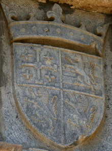 Coat of arms of House of Lusignan