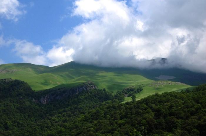 Dilijan nature, Armenia