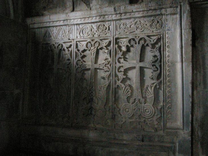 Cross-stones of Haghpat