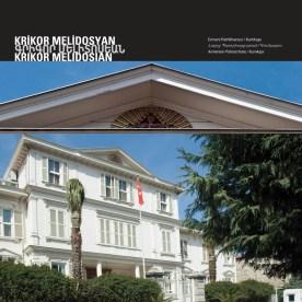 Armenian Patriarchate by Krikor Melidosyan