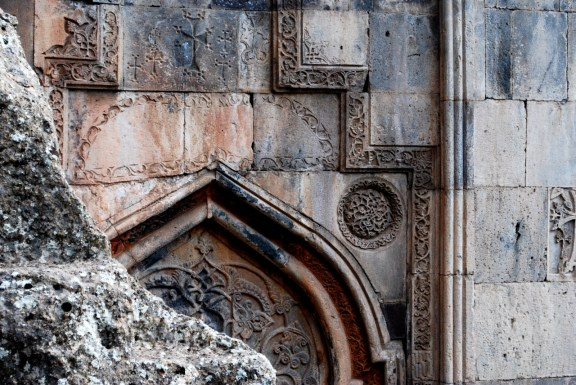Geghard Monastery, 4th century - Armenia