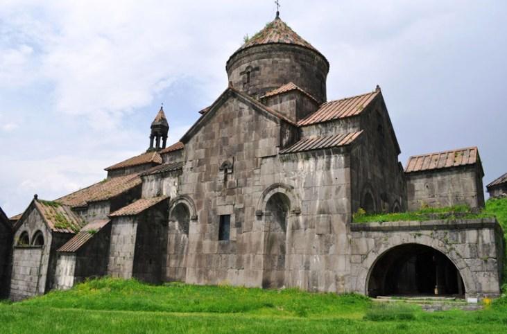 Haghpat monastery (10th century) Alaverdi Armenia