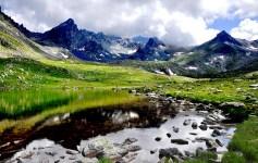 Kaçkar Mountains