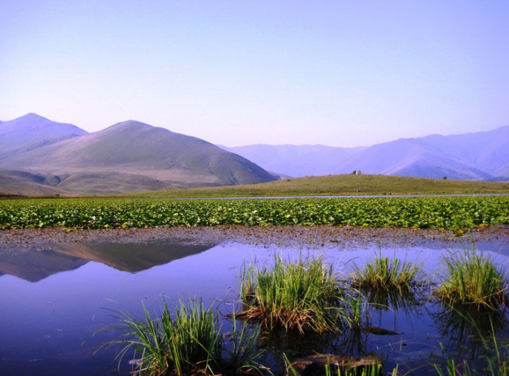 Kuybishev lake Stepanavan, Armenia2