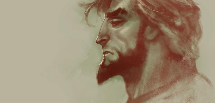 King Lion Mher artwork by Arman Akopian