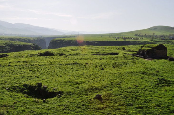 Lori Berd Fortress, Stepanavan Armenia