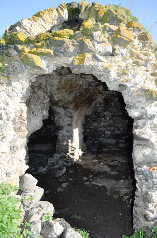 Lori Berd Fortress wall, Stepanavan Armenia2
