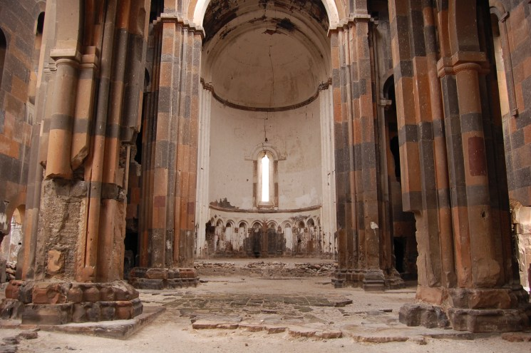 Medieval Armenian Cathedral of Ani