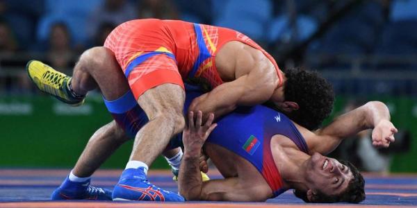 Migran Arutyunyan – 2016 Olympics