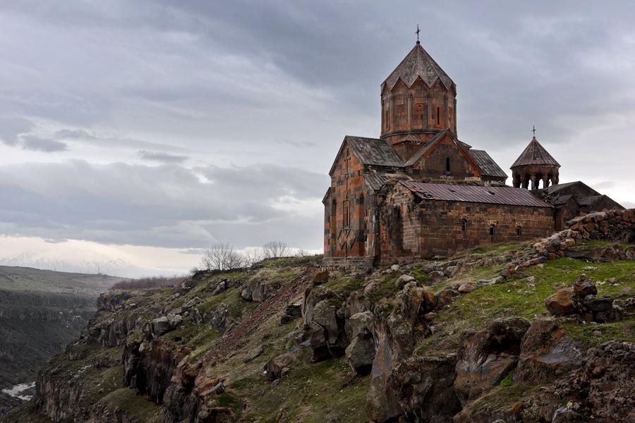Hovhannavank Monastery (Armenia - 1216 AD.)