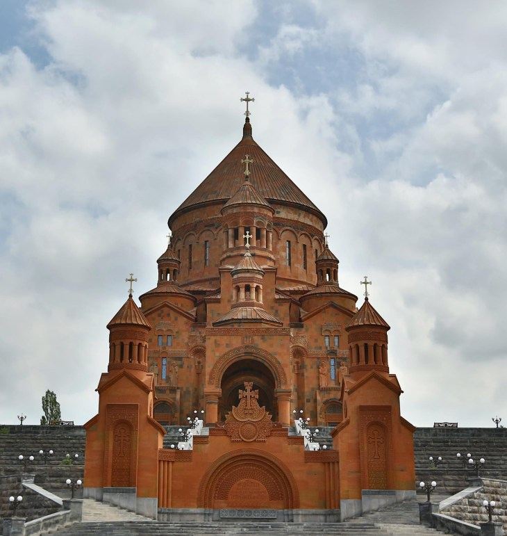 Saint Hovhannes Church in Abovyan