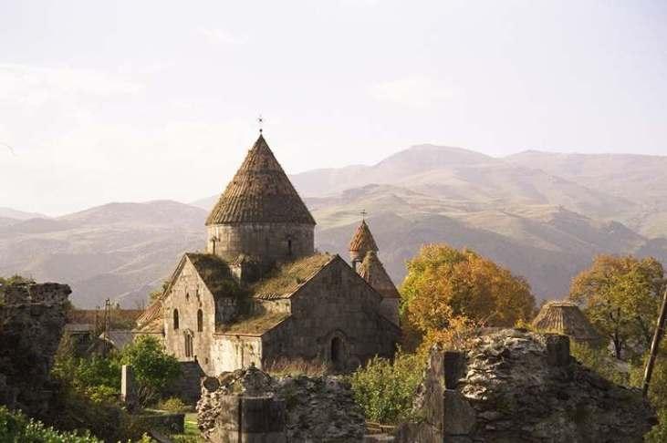 Sanahin Monastery 10th century, Armenia