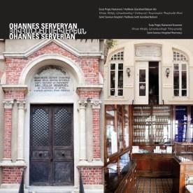 Saint Saviour Hospital and Pharmacy by Ohannes Serveryan