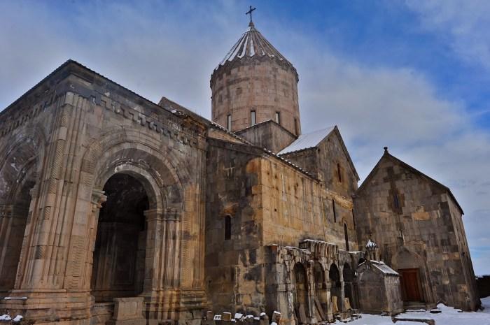 Tatev Monastery, 8th century, Armenia