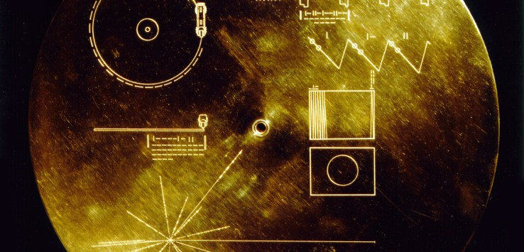 Cover of the Voyager Golden Record