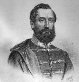 Colonel Vilmos Lázár (1817 – 1849) (ethnic Armenian), National hero of Hungary one of the 13 Martyrs of Arad, fought and died for the freedom and independence of the Hungarian people.