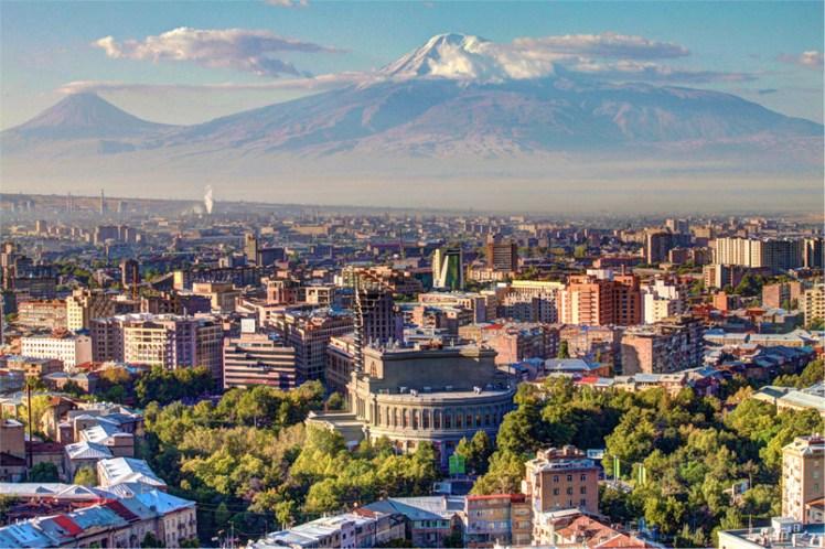 Yerevan 2795 city Erebuni