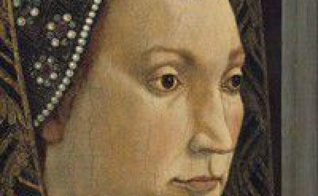 Clarice Orsini Wife Of Lorenzo De Medici 1453 1488